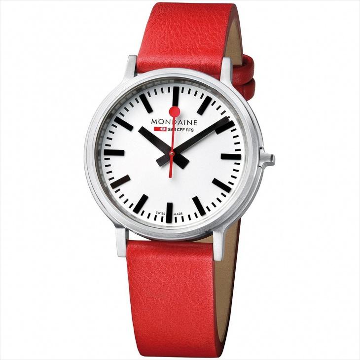 Mondaine Women Watch Design
