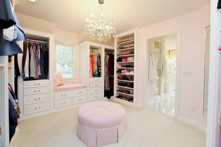 White Walk In Closet 18+ walk in closet designs, ideas | design trends - premium psd