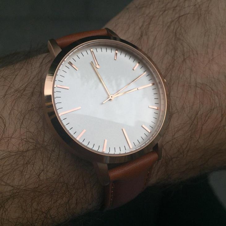 mens minimal wrist watches idea