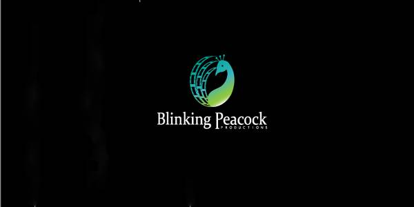 Blinking Peacock Logo