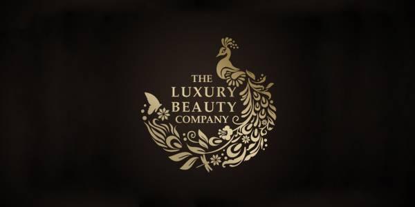luxary beauty company logo
