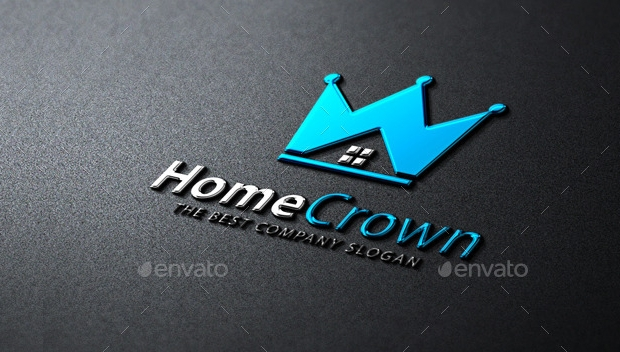 home crown logo