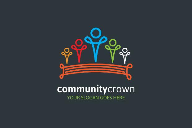 Community Crown Logo