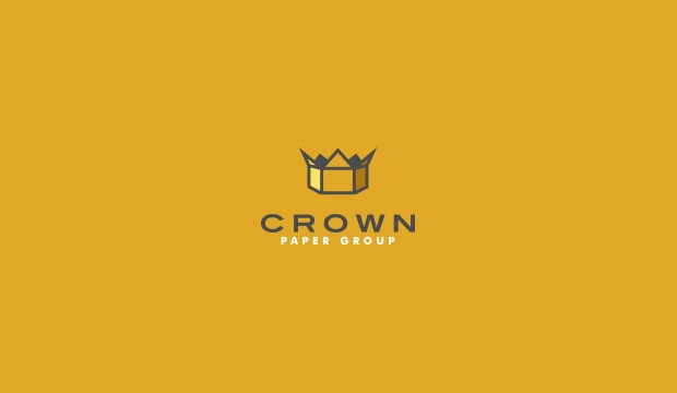 crown paper group logo