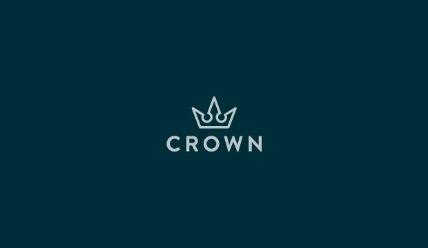Inspirational Crown Logo Design
