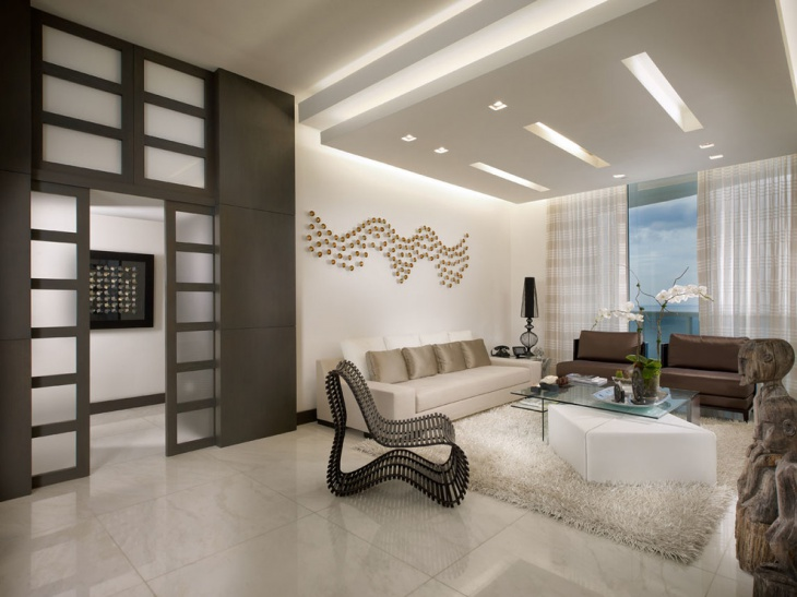 20+ Living Room False Ceiling Designs | Design Trends ...