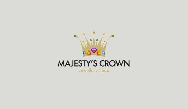 Majesty Crown Logo Idea