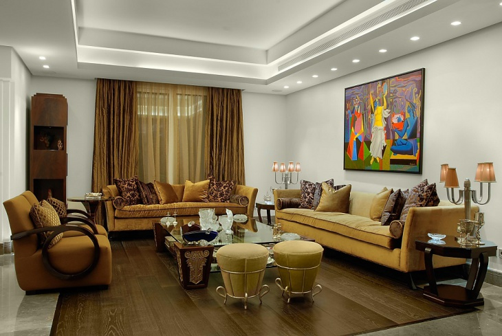 Traditional False Ceiling Image