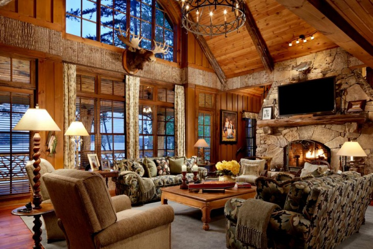 Rustic Lodge Furniture