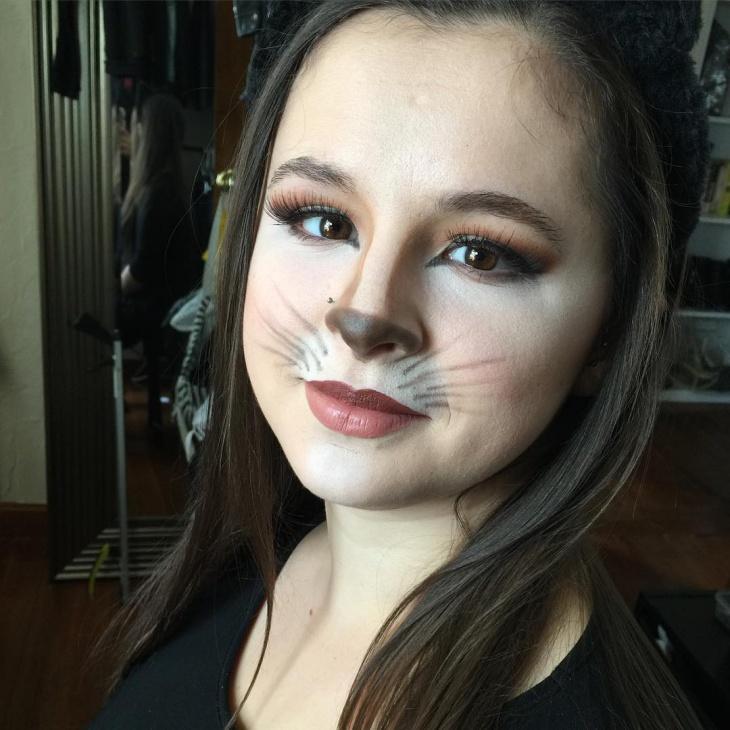 Cute Cat Makeup Ideas