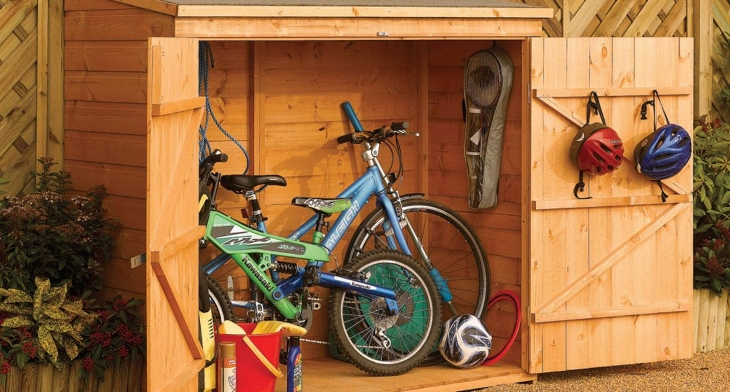 Ordinaire Outdoor Storage Ideas