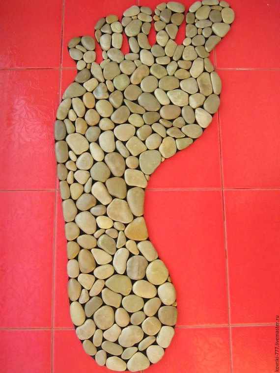 "6. Stonemat ""Foot"" : $ 230.00"