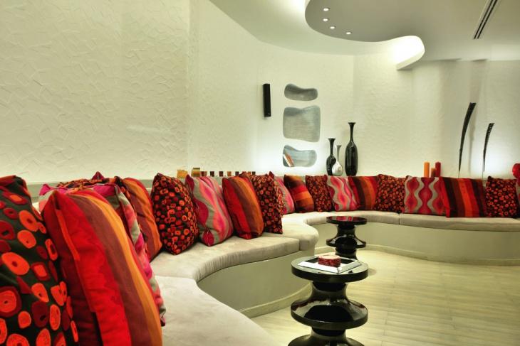 Round Corner Sofa Design