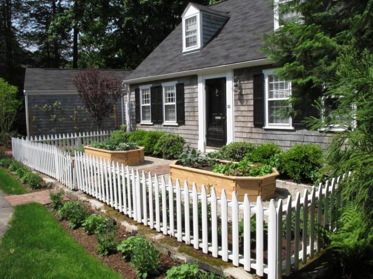 urban home garden