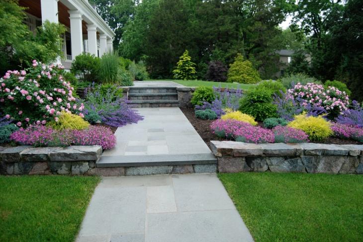 landscape urban garden