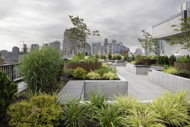 17 urban garden designs ideas design trends premium psd vector downloads. Black Bedroom Furniture Sets. Home Design Ideas