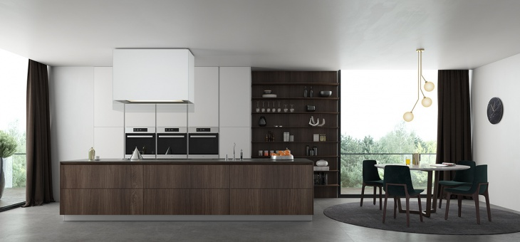 wooden kitchen hoods design1