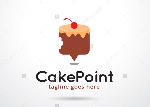Cake Point Shop Logo