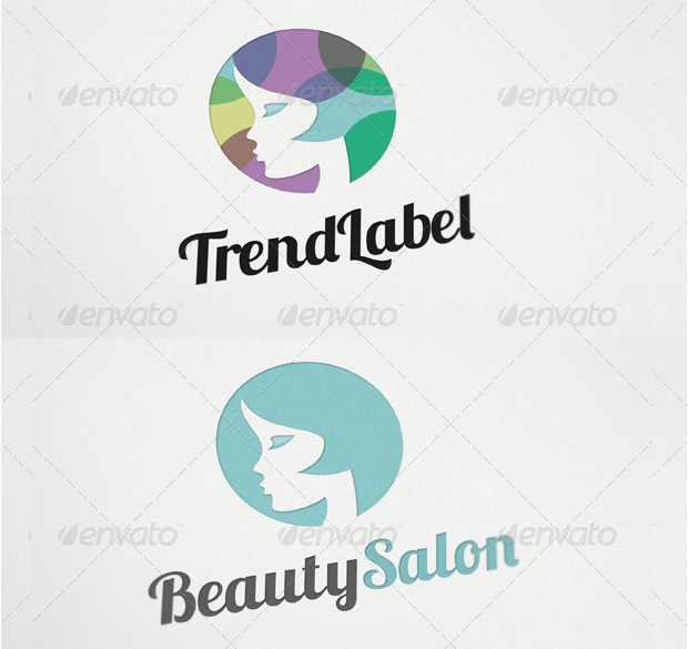 beauty and fashion logo