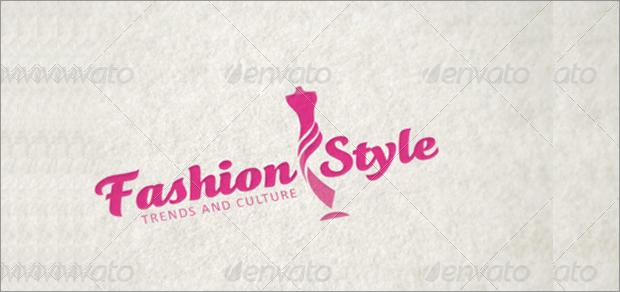 fashion style logo