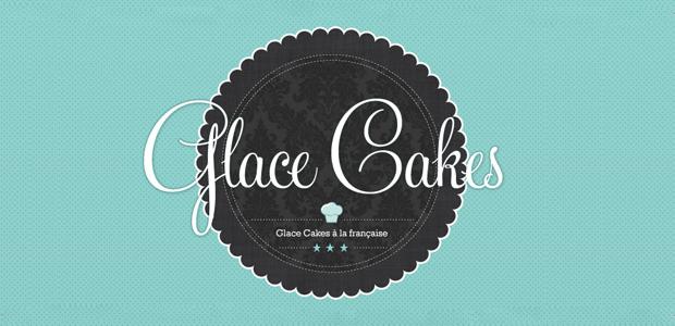 Glace Cake Logo