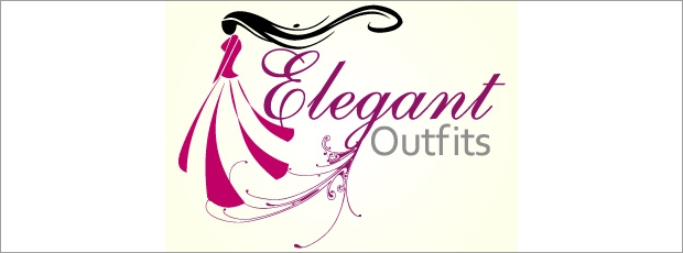 Clothing and Appearel Fashion Logo