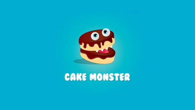 Cake Monster Logo