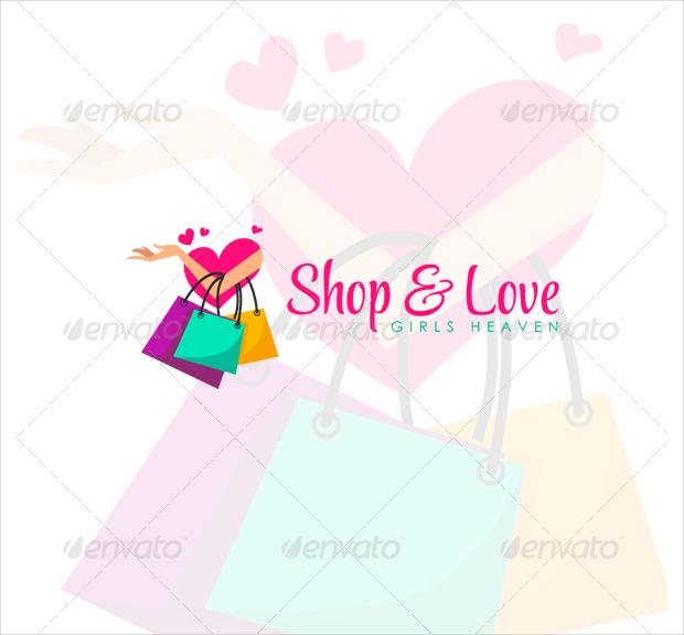 fashion shop boutique logo