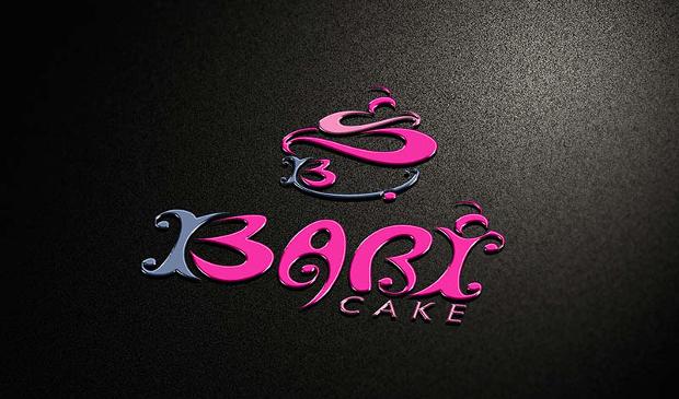 Bari Cake Logo Design