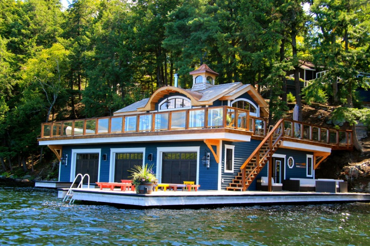 18 Boat House Designs Ideas Design Trends Premium