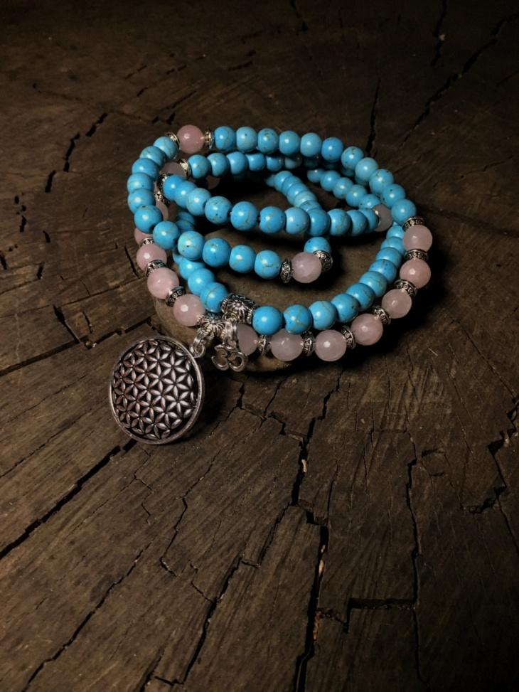 turquoise sacred jewelry design