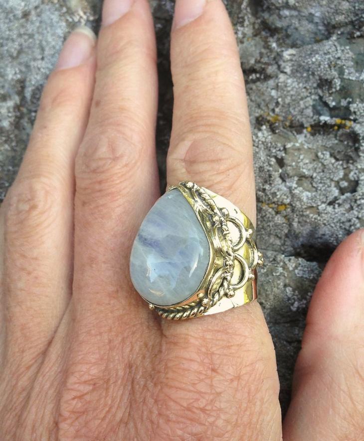 sacred stones jewelry idea