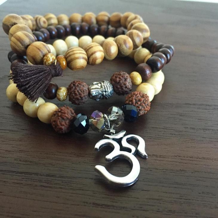 boho style sacred jewelry