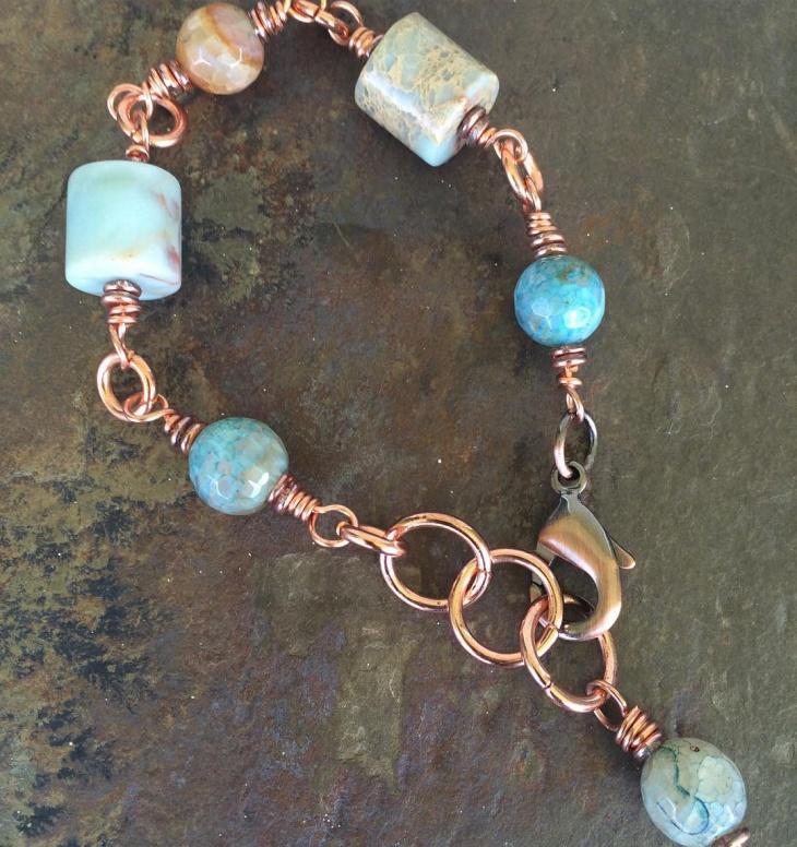 simple sacred bracelet design