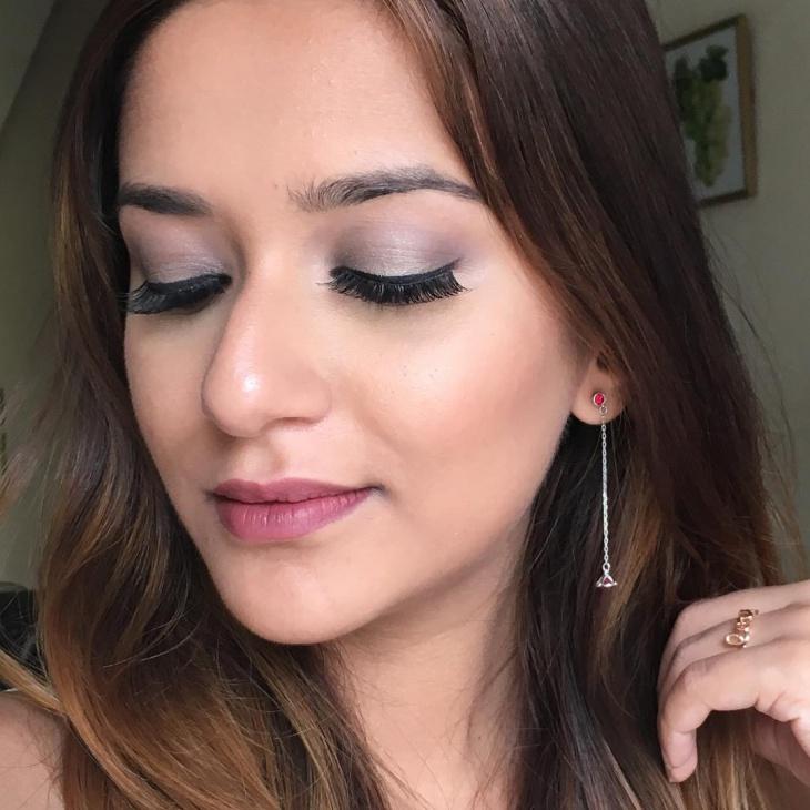 simple smokey eye makeup1