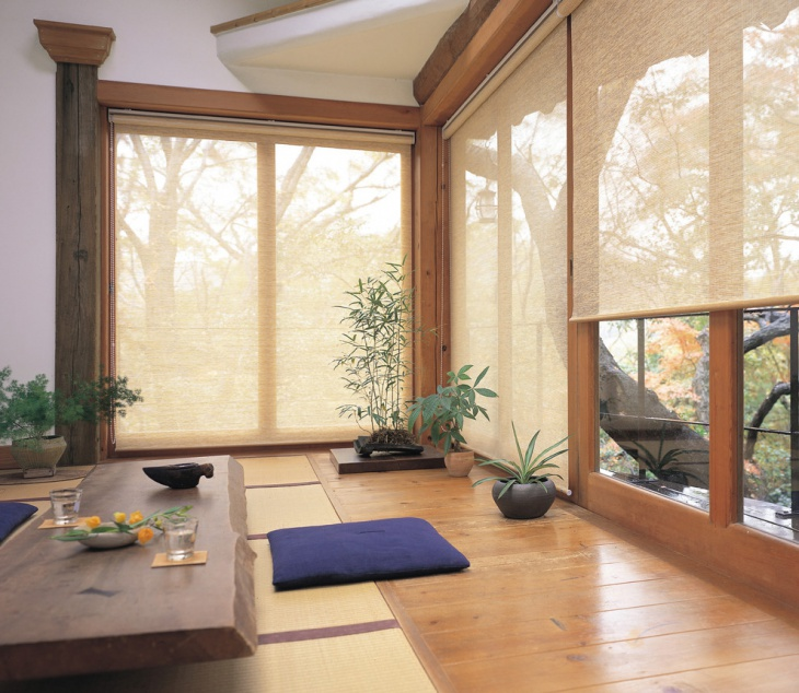 japanese sunroom idea