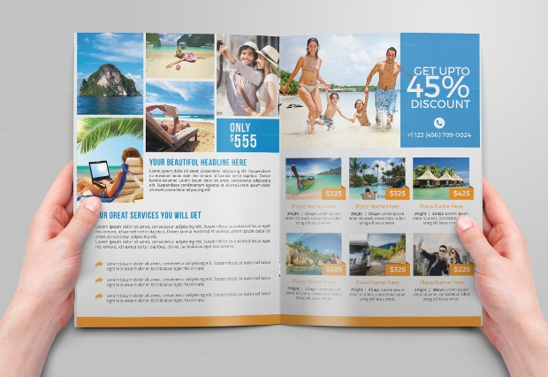 Holiday Beach Brochure