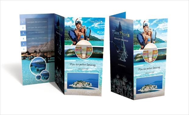 Tiana Travel Brochure