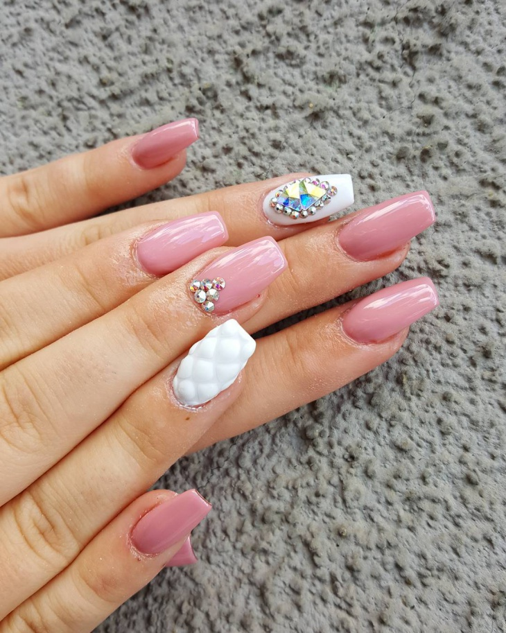 21+ Crystal Nail Art Designs, Ideas | Design Trends - Premium PSD ...