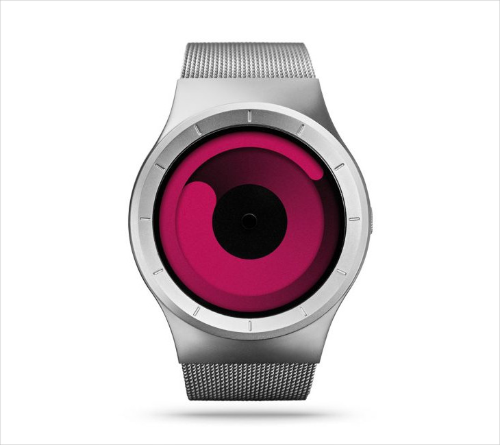 Creative Ziiiro Mercury Watch