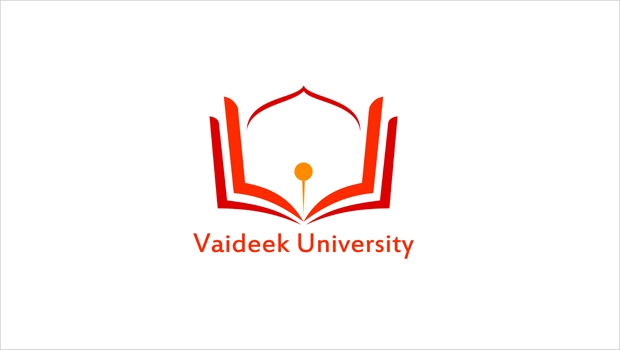 vaidik university logo
