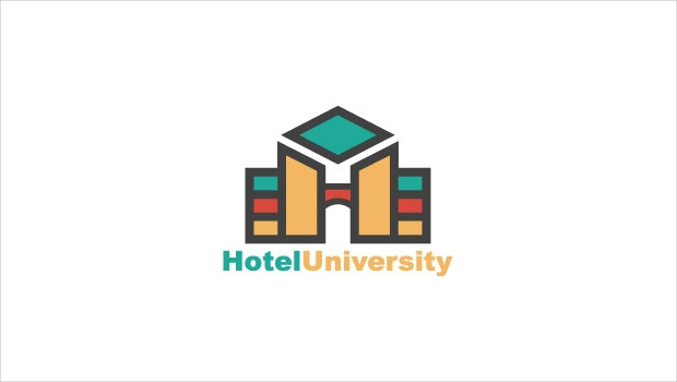 hotel university logo