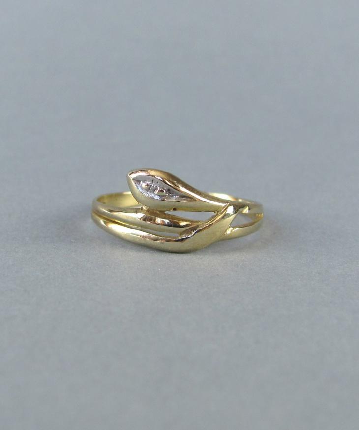 animal wedding ring model