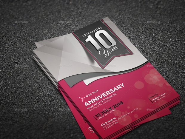 17 anniversary invitation designs ideas design trends premium company anniversary party invitation stopboris Images