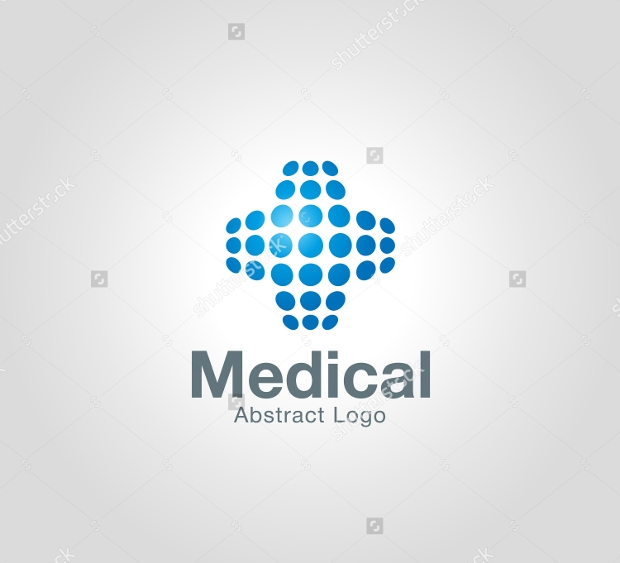 Abstract Medical Logo Template