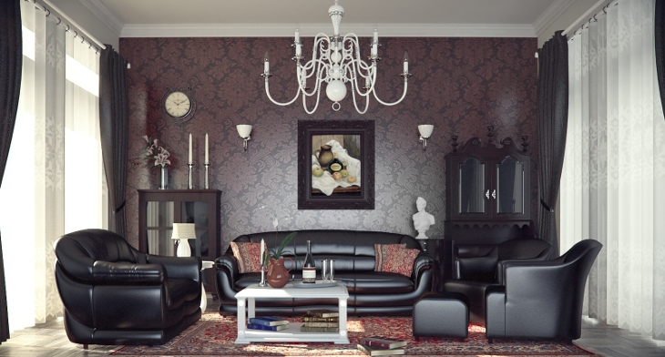 21 gothic living room designs ideas design trends premium psd rh designtrends com
