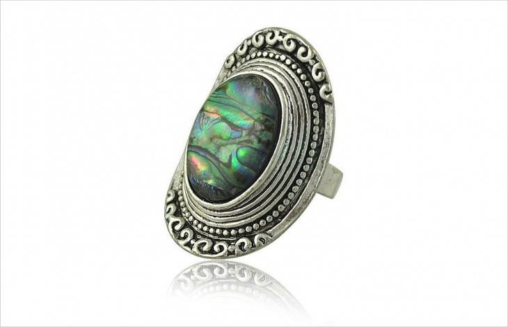 vintage boho ring