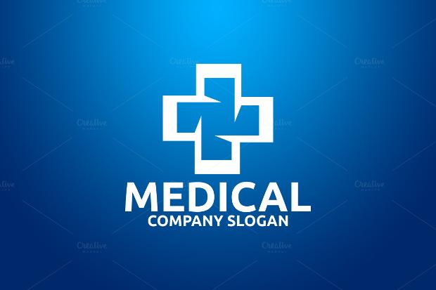 Medical Clinic Logo Design Template
