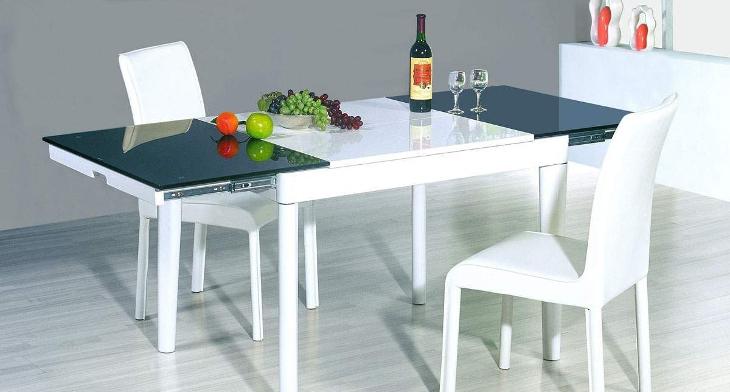 16+ Extendable Dining Table Designs, Ideas | Design Trends - Premium ...