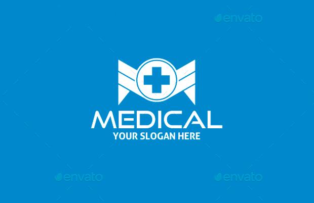 Blue Medical Logo
